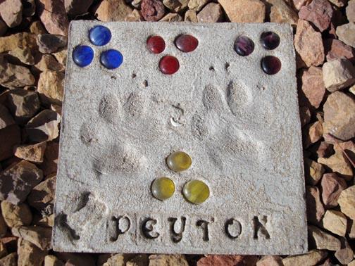 Peyton's Memory Stone